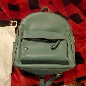 Coach bag leather